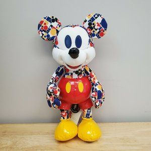 Mickey Mouse Memories March 3/12 Rare Disney Plush